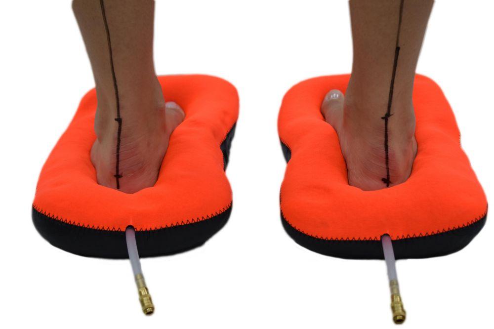 3 - Foot 3D Foam