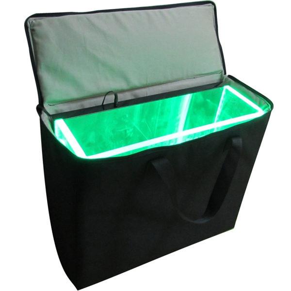 Bag for podoscope